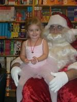 I guess I'll give Santa a try this year.  Last year only Roudolph was aloud at my house!