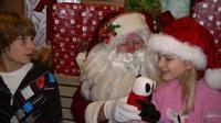 Santa magic!