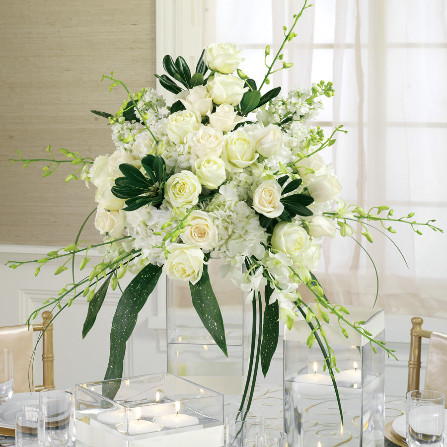 wedding flowers phoenix reception 9627